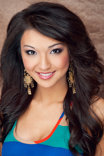 Miss New Mexico Teen USA 2012